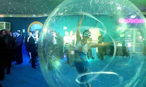 Atlantis:Party Under the Sea