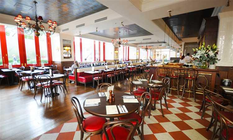 Cafe Rouge St Paul's