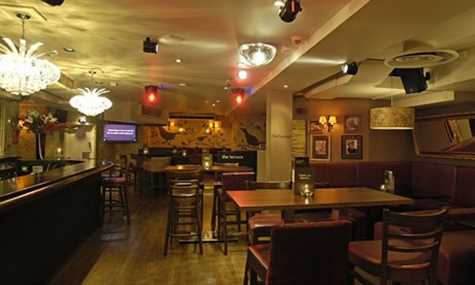 The Warwick Bar