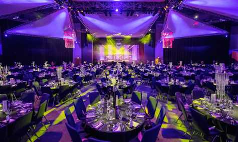 The Grand Hall The Icc Broad Street New Year S Eve Party