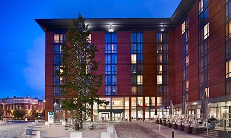 Hilton Garden Inn Birmingham
