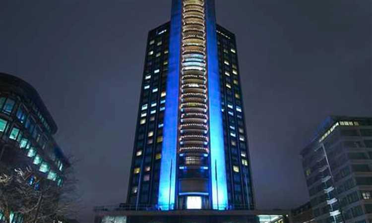 London Hilton Hotel on Park Lane