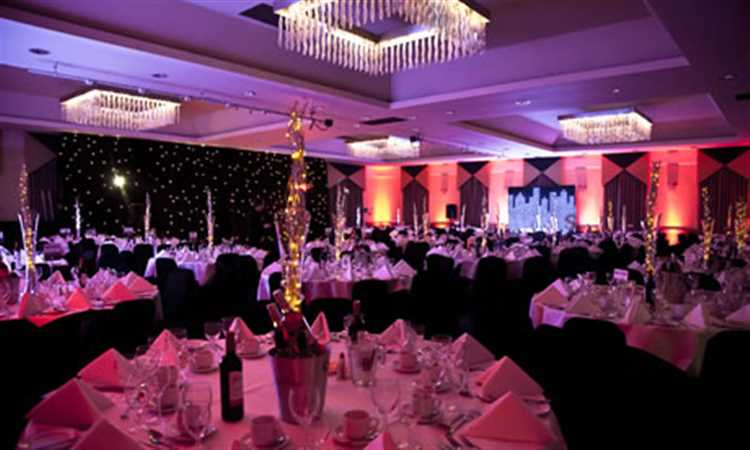Hilton Hotel Watford Christmas Party