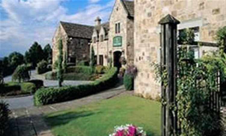 QHotel Tankersley Manor