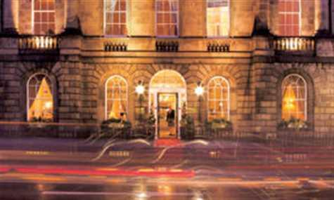 Roxburghe Hotel Edinburgh