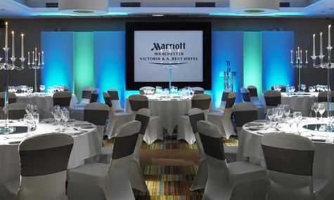 Marriott Manchester Victoria & Albert